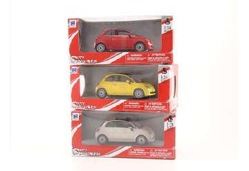 Immagine di Fiat 500 3 colori assortiti in wb