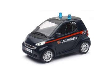Immagine di Smart Fortwo - Carabinieri 1:24
