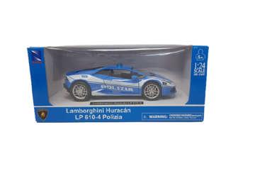 Immagine di Lamborghini Huracàn LP 610-4 Polizia 1:24