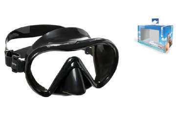 Immagine di Maschera Vento adulto nero