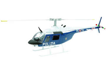 Immagine di Agusta Bell Ab 206 Polizia di Stato