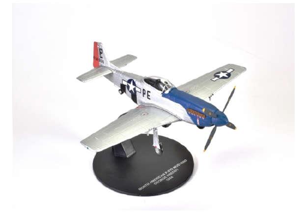 Immagine di Skypilot 2° War P-51 Mustang 1:48