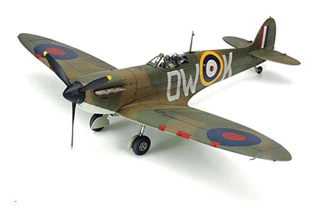 Immagine di Skypilot 2° War Spitfire 1:48
