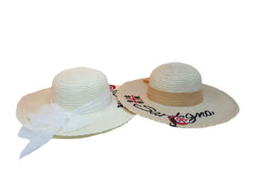 Immagine di Cappello donna 4 Mori Sardegna 2 colori assort.