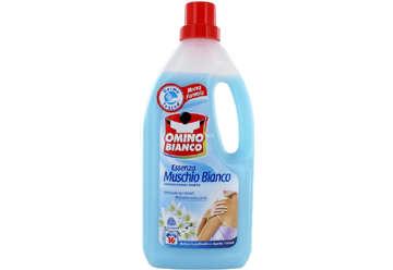 Immagine di Omino bianco lavatrice Muschio bianco 1L
