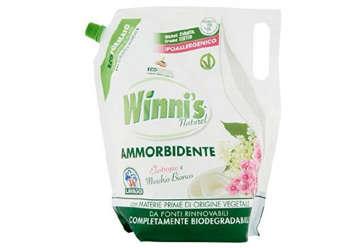 Immagine di Winni's ammorbidente fiori bianchi 1.26L
