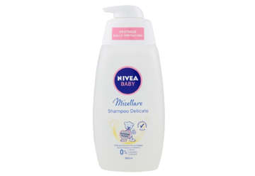 Immagine di Nivea baby shampoo delicato camomilla 500ml