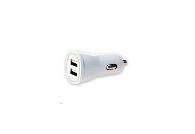Immagine di Genai doppia presa auto USB