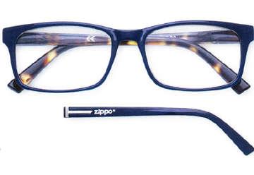 Immagine di Occhiale lettura Zippo +1.00 blu