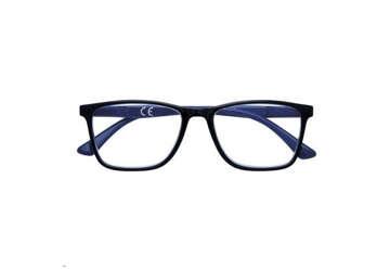 Immagine di Occhiale lettura Zippo +1.00 nero-blu