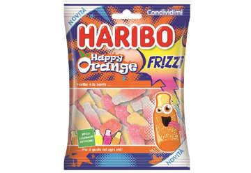 Immagine di Haribo Happy Orange frizzi 90gr