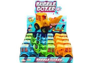 Immagine di Bubble Dozer ruspa expo 12 pz da 7 gr cadauno