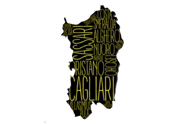 Immagine di Magnete Sardegna nero