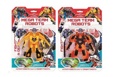 Immagine di Mega team robots