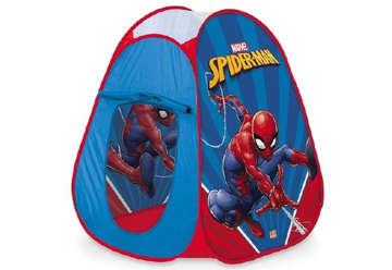 Immagine di Tenda Spiderman 85x85x95cm