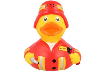 Immagine di Lilalu Firefighter Duck
