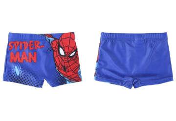 Immagine di Costume boxer Spiderman blu tg. 6 anni