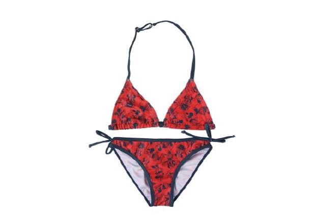Immagine di Bikini Minnie rosso tg. 8 anni