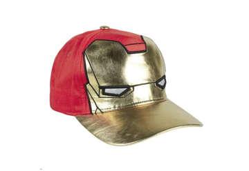Immagine di Cappellino Ironman 3D