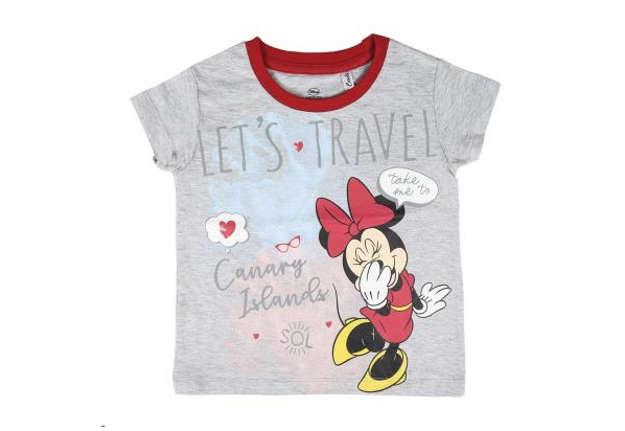 Immagine di T-shirt Minnie grigia tg.2