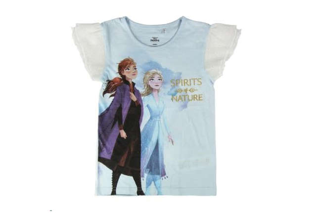 Immagine di T-shirt Frozen 2 tg. 4 anni