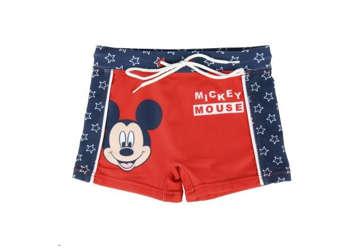 Immagine di Boxer Mickey Mouse rosso tg. 3 anni