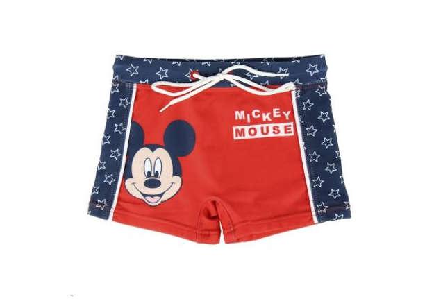 Immagine di Boxer Mickey Mouse rosso tg. 6 anni