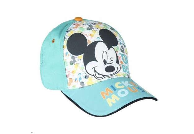Immagine di Cappellino Mickey Mouse verdeacqua