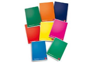 Immagine di Quadernino A5 Pigna colours quadretti 5M con margine 0Q