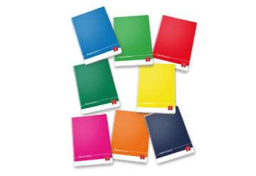 Immagine di Quadernino A5 Pigna colours 1 rigo con margine