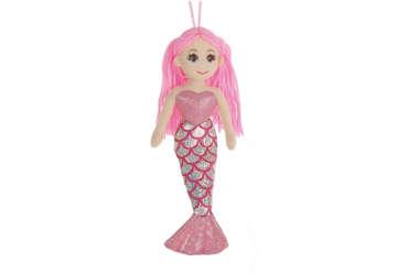 Immagine di Sirenetta 25cm rosa