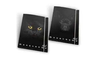 Immagine di Cartelle 3 lembi Black 1.2cm