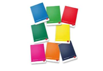 Immagine di Quadernino A5 Pigna colours righe 3 elementare 0B