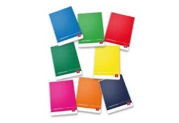 Immagine di Quadernino A5 Pigna colours righe 1-2 elementare 0A