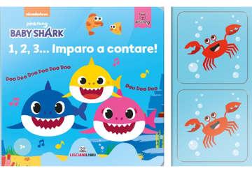 Immagine di Baby Shark - 1,2,3...Imparo a contare!