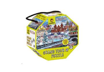 Immagine di Puzzle Grand Tour - Moscow 150pz