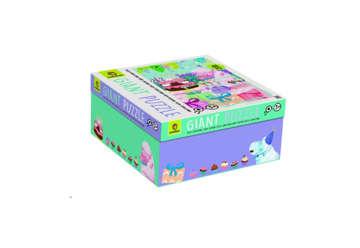 Immagine di Giant puzzle - Buon Compleanno! 48pz