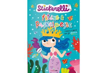 Immagine di Stickerelli - Fatine e principesse