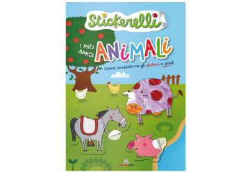 Immagine di Stickerelli - I miei amici animali