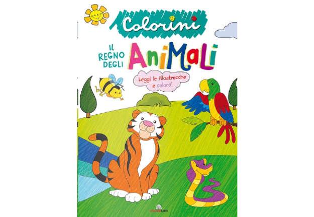 Immagine di Colorini - Il regno degli animali