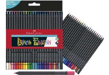 Immagine di Matite colorate black edition 24pz