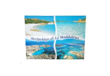 Immagine di Cartolina Arcipelago La Maddalena
