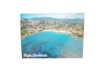 Immagine di Cartolina Baia Sardinia