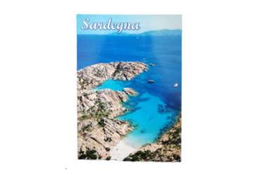 Immagine di Cartolina Sardegna Caprera - Cala Coticcio