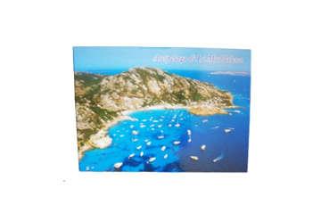 Immagine di Cartolina La Maddalena - Isola Spargi