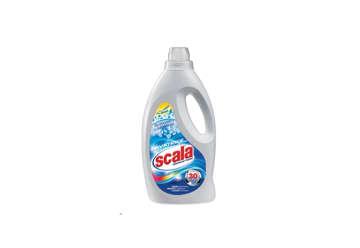 Immagine di Scala detersivo lavatrice 30Lavaggi
