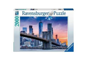 Immagine di Puzzle Da Brooklyn a Manhattan 200pz