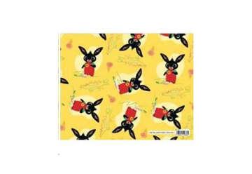 Immagine di Foglio carta regalo Bing 70x100 giallo