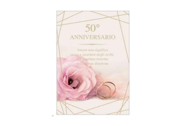 Immagine di Biglietto 50° anniversario