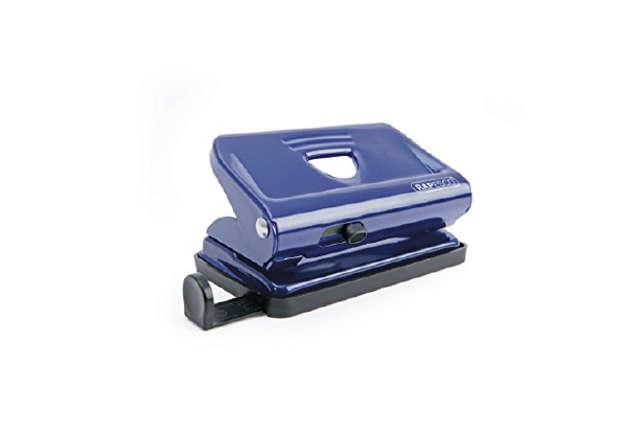 Immagine di Perforatore in metallo 2 fori blu
